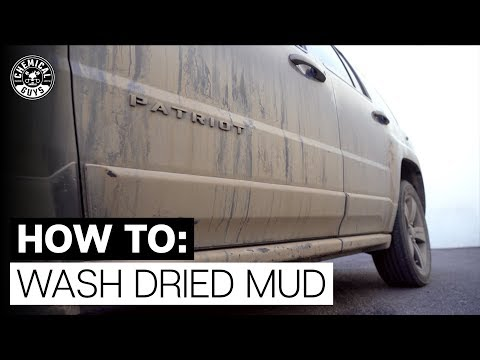 How To Safely Remove Road Salt, Dirt & Dried Mud! - Chemical Guys