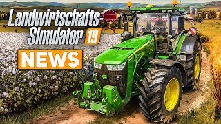 LS19: John Deere, neue Fruchtsorten und Preise vom LANDWIRTSCHAFTS SIMULATOR 19!