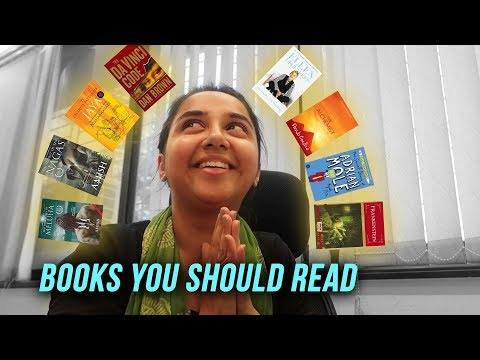 Books You Must Read!! | Episode – 2 | RealTalkTuesday | MostlySane