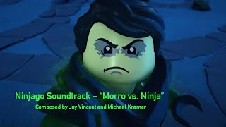 Ninjago Soundtrack - Morro vs. Ninja - Jay Vincent and Michael Kramer thumbnail