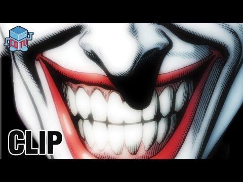 Necessary Evil Super Villains of DC Comics Official Clip