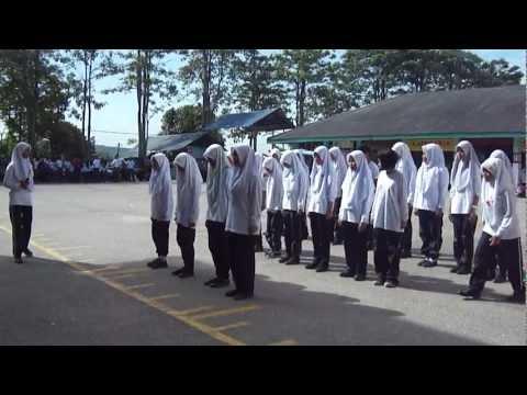 Tepuk Semangat PBSM SMKS '12