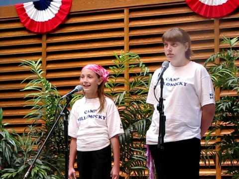 Kids Sing Praise June 2008