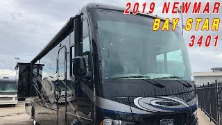 Take A Look At The 2019 NEWMAR BAY STAR 3401
