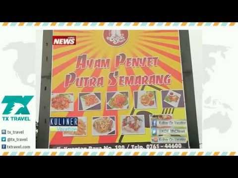 TX TRAVEL Wisata Kuliner Pekanbaru, Provinsi Lancang Kuning PART II  | Kuliner On Vacation