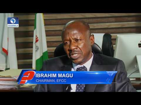 Question Time: Discuss On Corruption Fight With EFCC Chairman Magu Pt 1