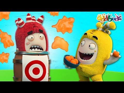 Oddbods   NEW   Carnival Conundrum   Funny Cartoons For Children