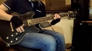 Underoath - Angel Below (Guitar Cover)