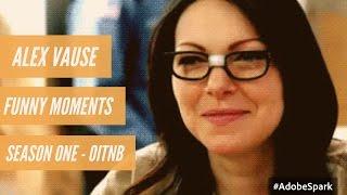 Alex Vause : Funny Moments : Season One : OITNB (More in description )!