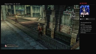 Let's Stream Final Fantasy XII HD: The Zodiac Age Part 17: Archades and Draklor Labratory