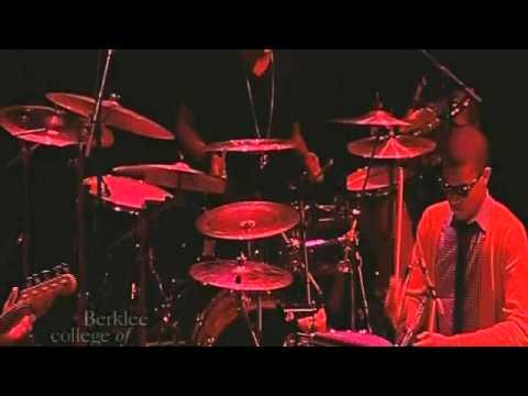 Love You Down by Meshell Ndegeocello (Berklee Neo-Soul Ensemble)