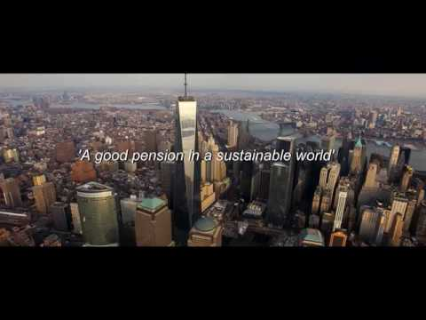 A good pension in a sustainable world - APG
