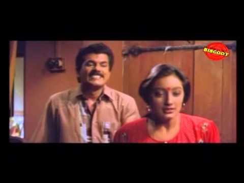 Masanagudi Mannadiyar Speaking Malayalam Movie Comedy Scene kanaka and mukesh