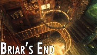 Skyrim Real Estate: Briars End Lore Friendly Buyable Player Home by RealitySpectre