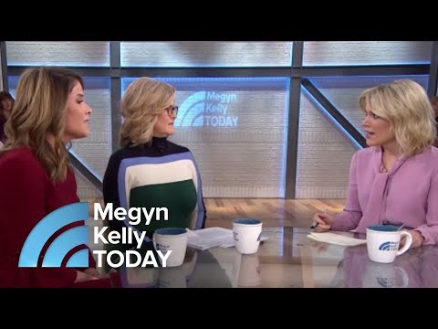 Megyn Kelly On National School Walkout: 'What A Thing To See Students Rise Up'   Megyn Kelly TODAY
