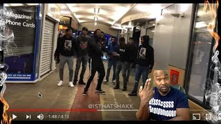 Russ Gun Lean Remix DANCE ft Taze, LD, Digga D etc...- REACTION.mp3