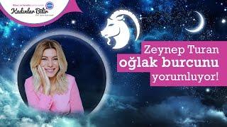 Zeynep Turan'dan Nisan Ayı Oğlak Burcu Yorumu