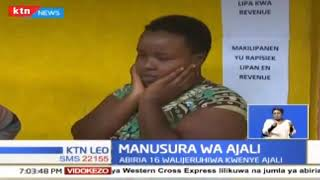 Waathiriwa wa ajali ya barabarani kutokea eneo la Tunnel walikimbizwa kwenye hospitali