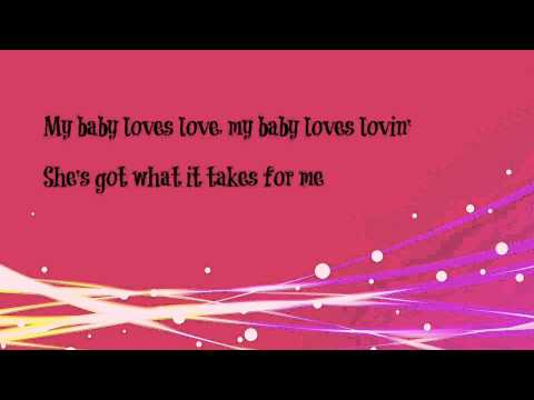 My, baby, loves, lovin Lyrics - White Plains - Soundtrack Lyrics