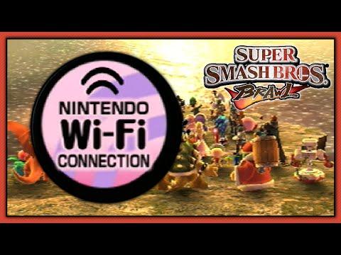 Super Smash Bros. Brawl - Wi-Fi Mode