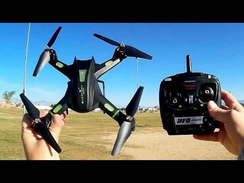 Bojiang S5C-2 Cheapest Mini Sized HD Camera Quadcopter Review