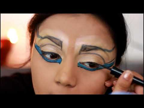 Egyptian Inspired Makeup 2018 | That Hungry Artist