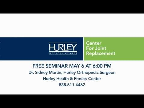Center for Joint Replacement at Hurley Medical Center