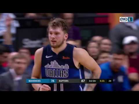 Rookie Highlights: Luka Doncic (October)