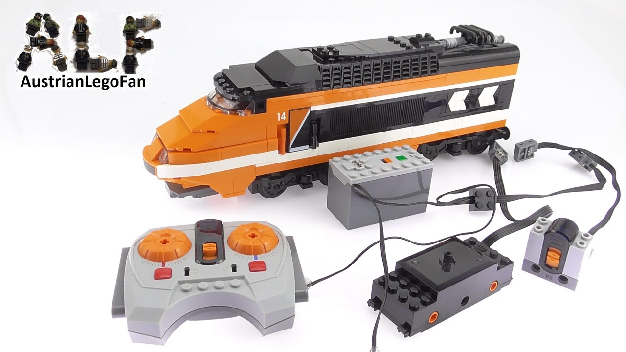 LEGO 10254 Eisenbahn IR Motor LED Power SET 88000 8884 8870 8879 88002 10233