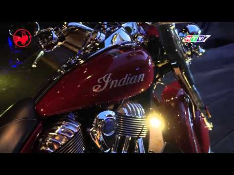 Trong Thế Giới Xe   Indian & Victory Motorcycles gia nhập thị trường Việt Nam