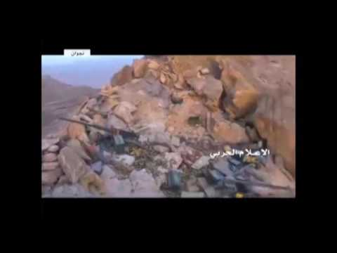 Houthi fighters seized All Saudi army bases W Najran city after destroying many KSA army vehicles