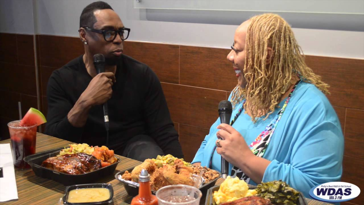 Pattys Taste Of Philly S2 E11 Keven Parkers Soul Food Cafe At
