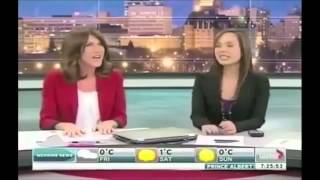 News Bloopers F bombs and slip up