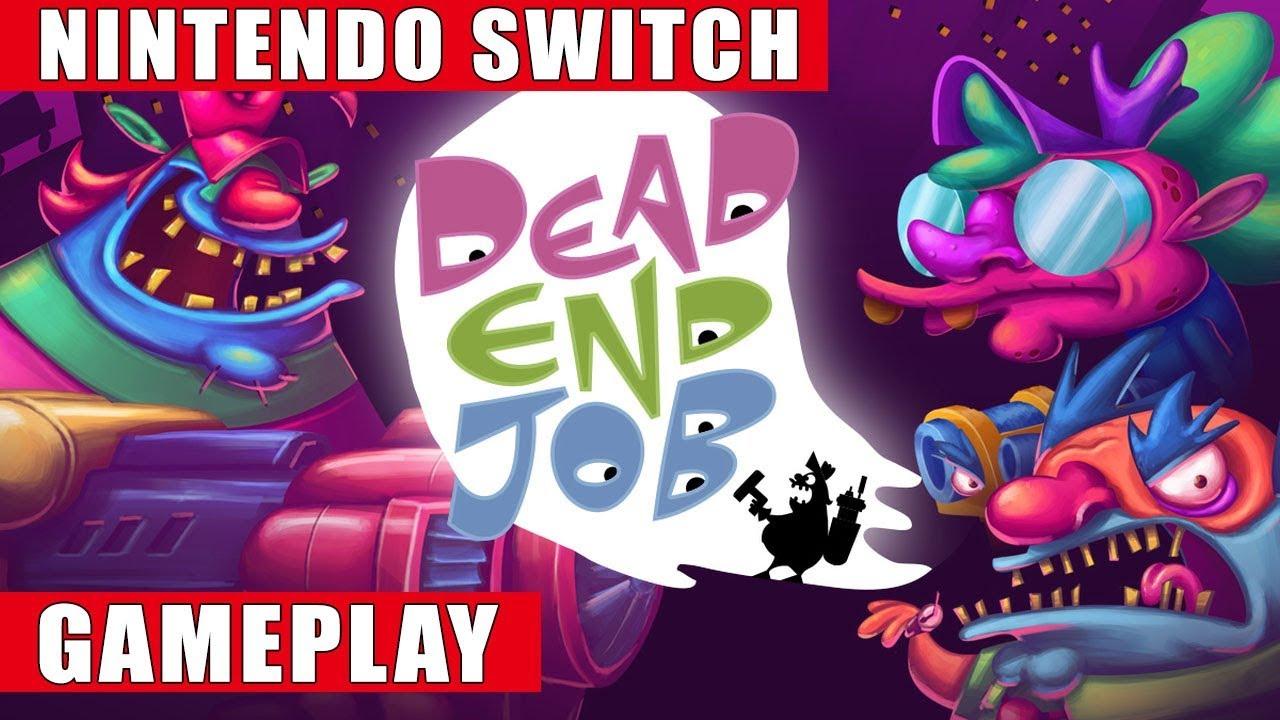 Δείτε το Dead End Job εν δράσει