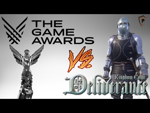 The Truth About The Game Awards - How And Why Kingdom Come Deliverance Was Snubbed |