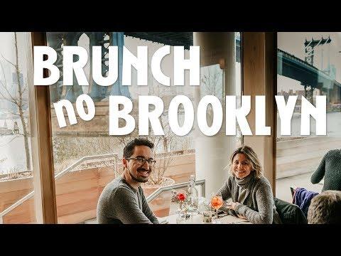 Comendo em Nova York: Celestine, restaurante com vista no Dumbo