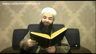 Cübbeli Ahmet Hoca  Allah'ı (cc) Tanımak  16 Şubat 2010  Mektubat