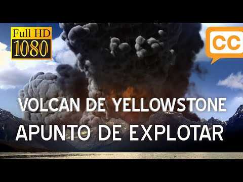 El volcan yellowstone aumenta su actividad y el mayor geyser hace erupción por novena  vez  este año
