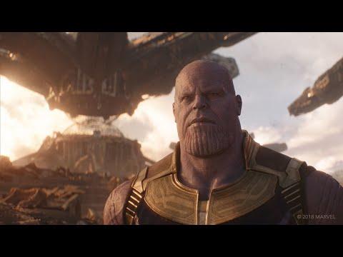 Avengers: Infinity War VFX | Weta Digital