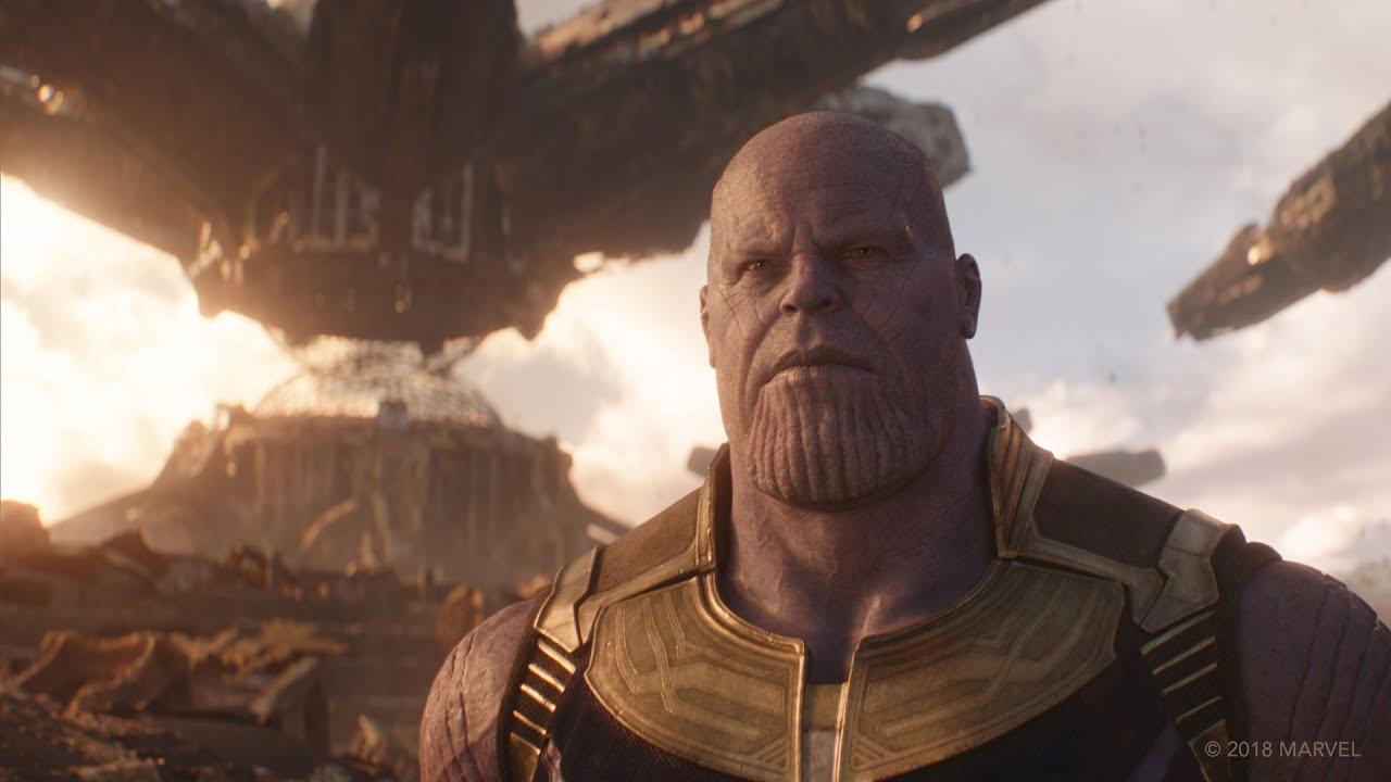 Avengers: Infinity War VFX Breakdown - Animation Boss