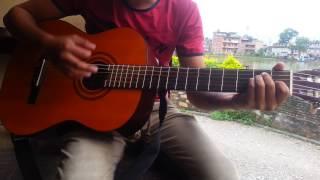 Bistarai Bistarai easy guitar lesson