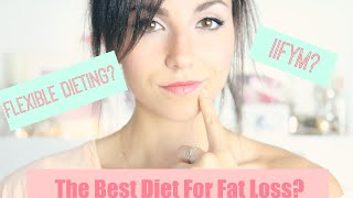 What is IIFYM + Flexible Dieting? Fat Loss Before + Afters! Thumbnail