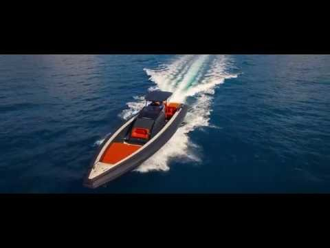 ORE - The fastest speedboat on Samos Technohull Omega Rib 41