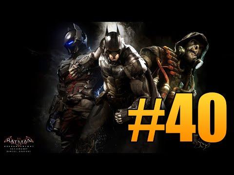 Batman Arkham Knight Gameplay Walkthrough Guide - Rescuing Commissioner Gordon 3 (Part 40)
