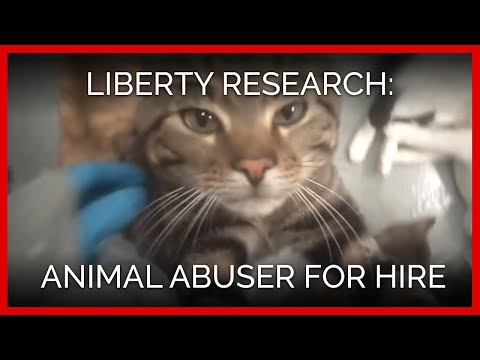 Liberty Research: Animal Abuser for Hire