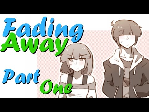 Fading Away Part 1 (Undertale Comic Dub)