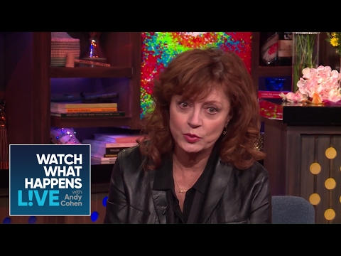 Do Susan Sarandon And Julia Roberts' Still Have Beef? | WWHL