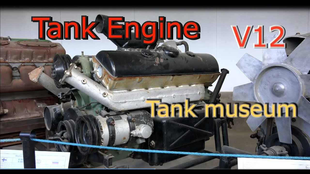 Maybach Hl 120 Trm Engine Verlinden 1 35 Maybach Hl 120