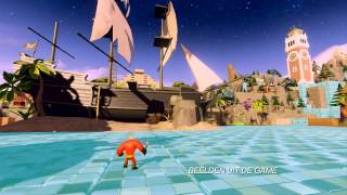 Disney Infinity - Toy Box World Creation Trailer (dutch)