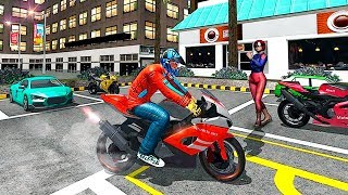 New Sports Bike Parking - Bike Simulator 2018 - Gameplay Android free games